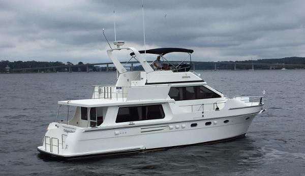 Jefferson 52 Pilothouse SE