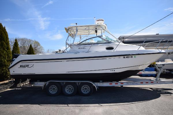 Boston Whaler 275 Conquest 2001 Boston Whaler 275 Conquest