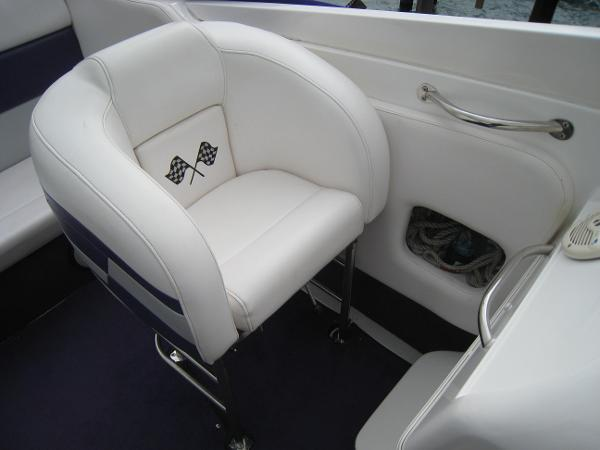 Drop Down Companion Seat
