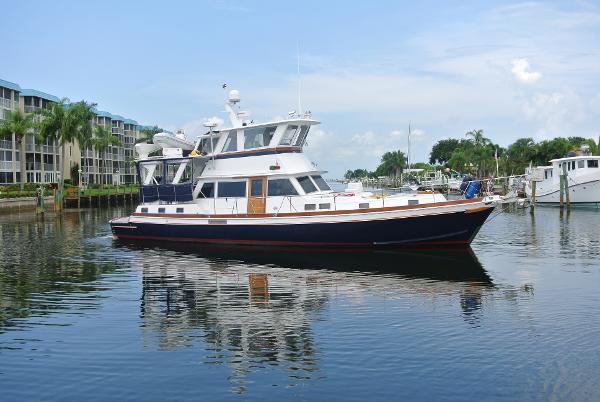Gulfstar Custom 53/60 MKII Trawler Main Profile
