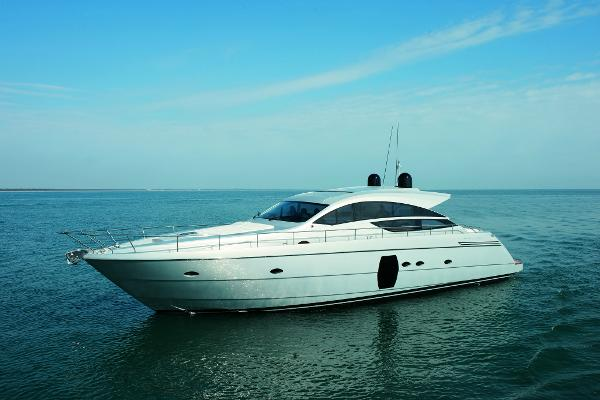 Pershing 64 Manufacturer Provided Image: Pershing 64