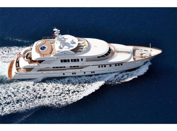 CMB Yachts Custom