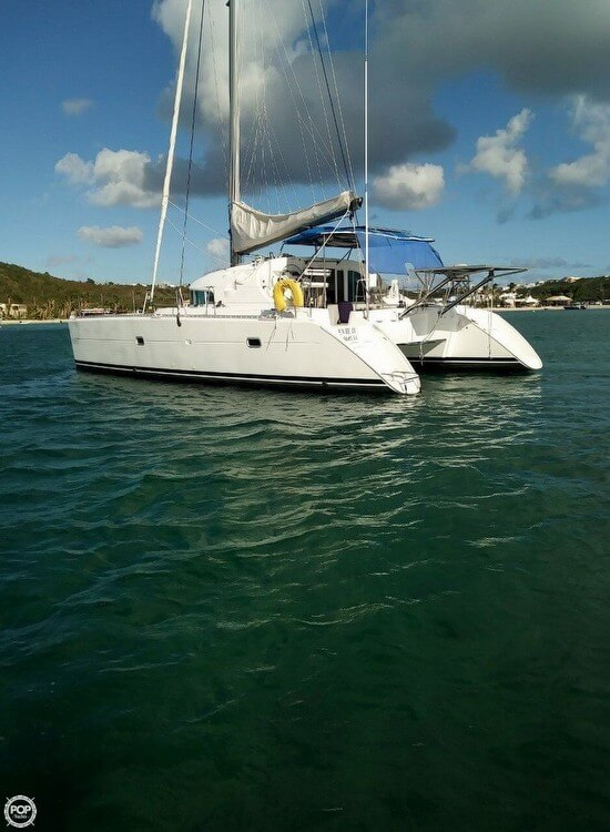Lagoon 410-S2 2005 Lagoon 410 S2 for sale in St Thomas, VI