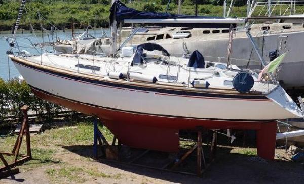 Westerly 38 Oceanranger