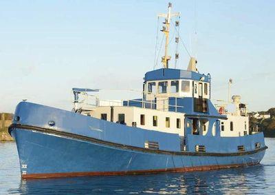 Offshore Research Survey Vessel Multi-purpose Research Survey Support Vessel (1970)