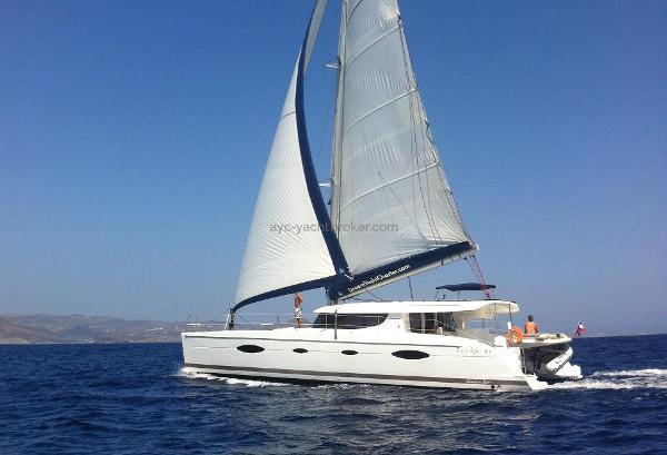 Fountaine Pajot Salina 48 AYC International Yachtbrokers - Salina 48