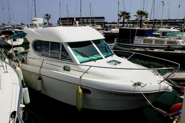 Jeanneau America Merry Fisher 805
