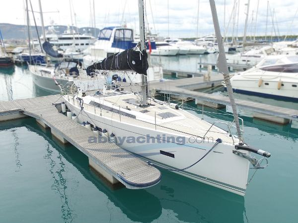 Grand Soleil Grand Soleil 43 Maletto Abayachting Grand Soleil 43 Maletto Cantiere del Pardo 2