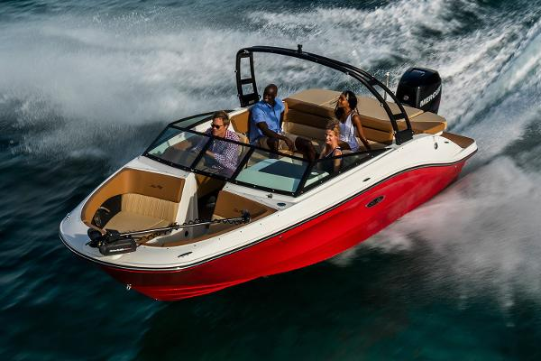 Sea Ray SPX 230 Outboard Manufacturer Provided Image