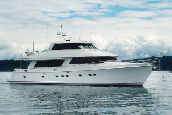 Ocean Alexander Motoryacht Hawk Eye