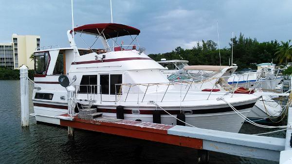 Nova Heritage East Sundeck Trawler