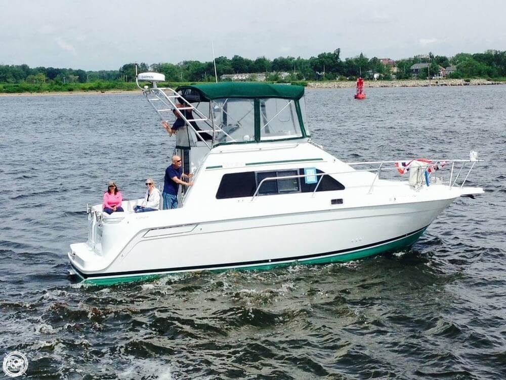 Mainship 31 Sedan Bridge 1995 Mainship 31 Sedan Bridge for sale in Staten Island, NY