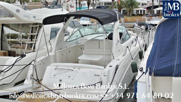 Sea Ray 335 Sundancer Sea Ray 335 Sundancer (2005) en Espagne/Mallorca