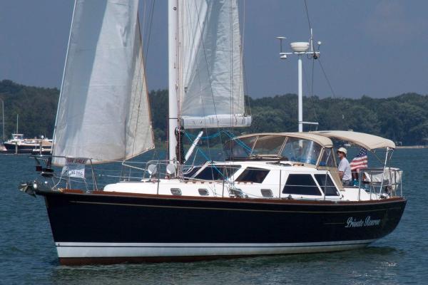 Tartan 4400 3 Private Reserve / Smooth Sailing