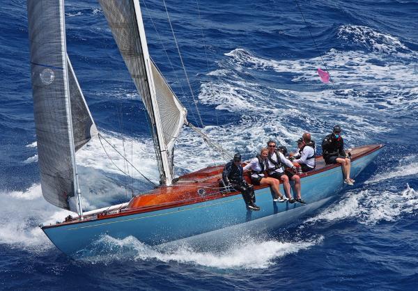 Spirit Yacht Mk II