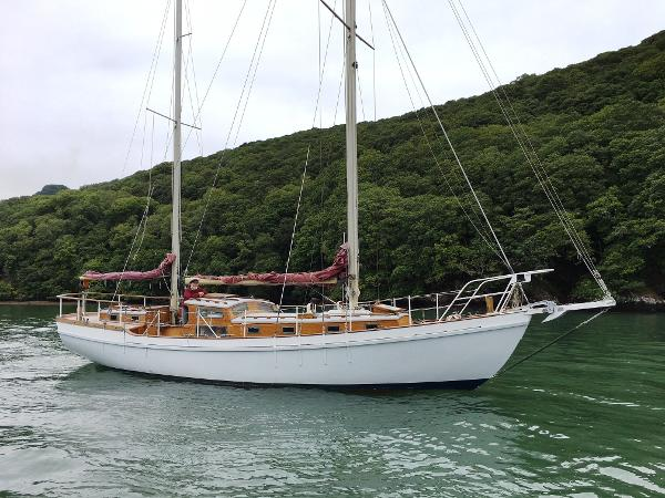 Maurice Griffiths 'Good Hope' ketch M Griffiths 'Good Hope' Ketch