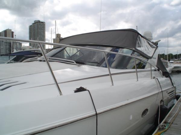 Trojan 440 Express Yacht Main View