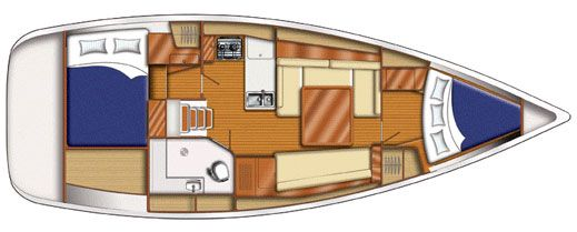 Moorings M37.2 Layout