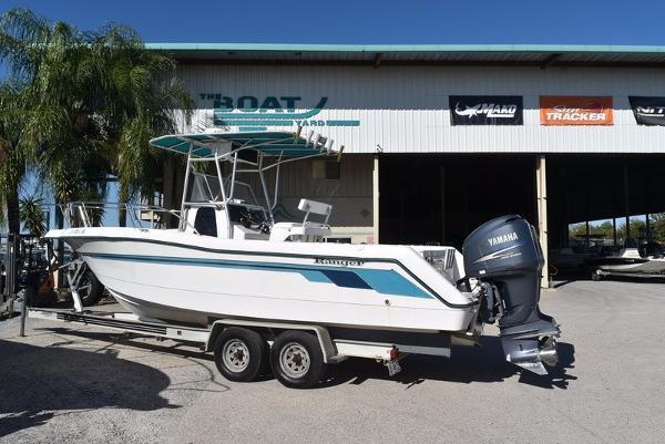 Ranger 2550 sportfish cc