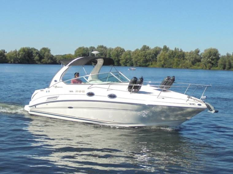 Sea Ray Sea Ray Boats USA Sea Ray 315 SUNDANCER
