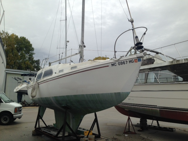Coronado Yachts 25'
