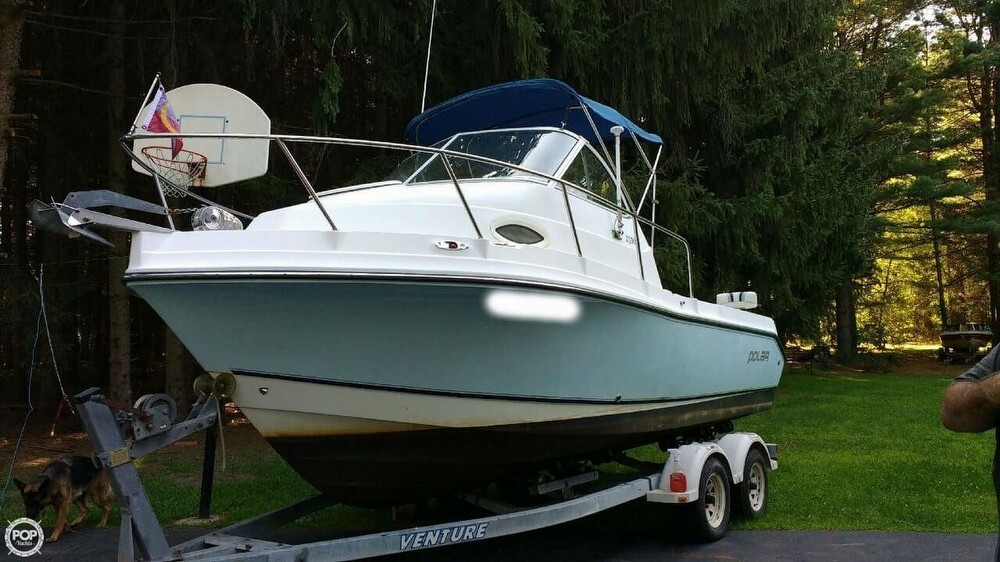 Polar Boats 2100 WA 2005 Polar 2100 WA for sale in Clifton Park, NY