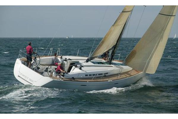 Beneteau First 50 Manufacturer Provided Image: Beneteau First 50