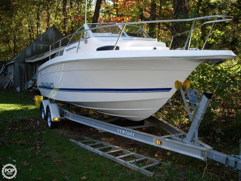Wellcraft 220 COASTAL 1997 Wellcraft 220 Coastal for sale in Southbury, CT