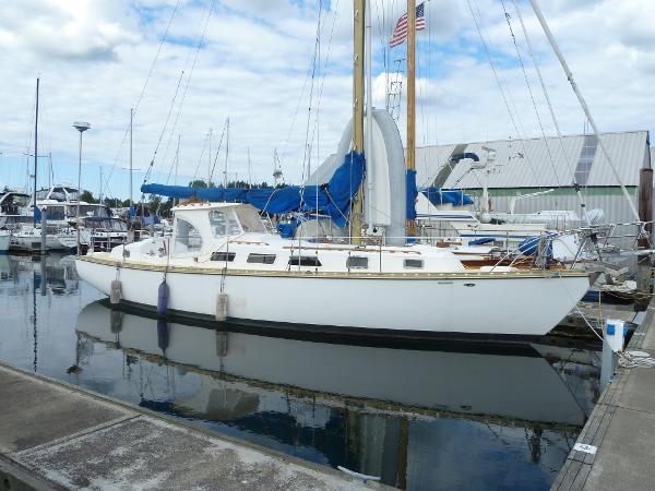 Cascade Yachts Inc 42