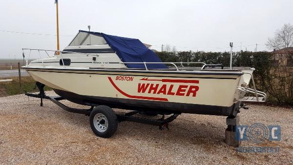 Boston Whaler 22 Revenge 20170222_131958