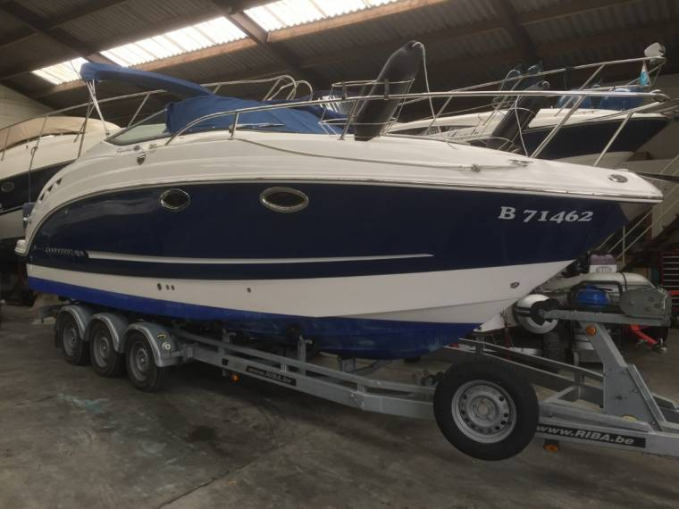 Chaparral Boats Chaparral Signature 250 cruiser