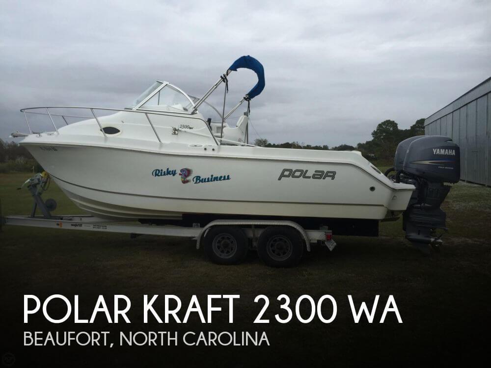 Polar Kraft 2300 Wa 2006 Polar Kraft 2300 WA for sale in Beaufort, NC