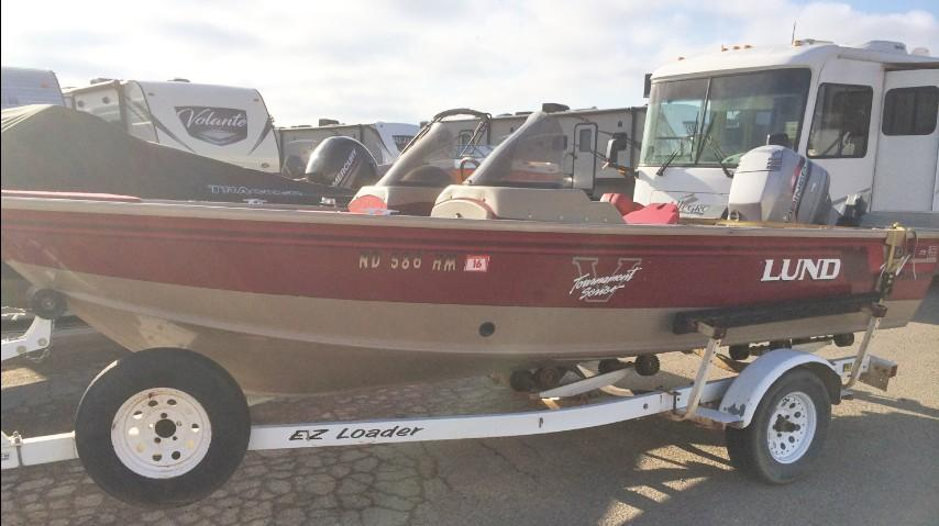 1997 Lund Pro V 1775 Minot North Dakota Boats Com