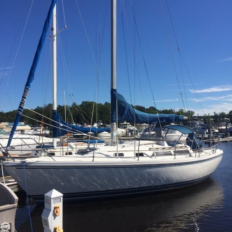 Catalina C30 1992 Catalina C30 for sale in New Gretna, NJ
