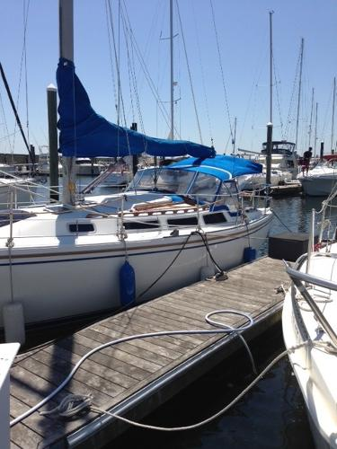 Catalina 30 Dockside