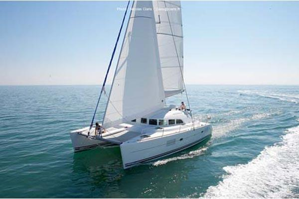 Lagoon 380 S2 Manufacturer Provided Image