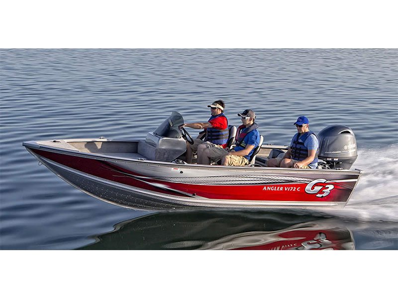 G3 BOATS Angler V172 C