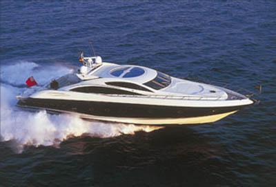 Sunseeker Predator 82 Sailing