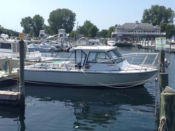 Island Hopper Open Fisherman Main Profile