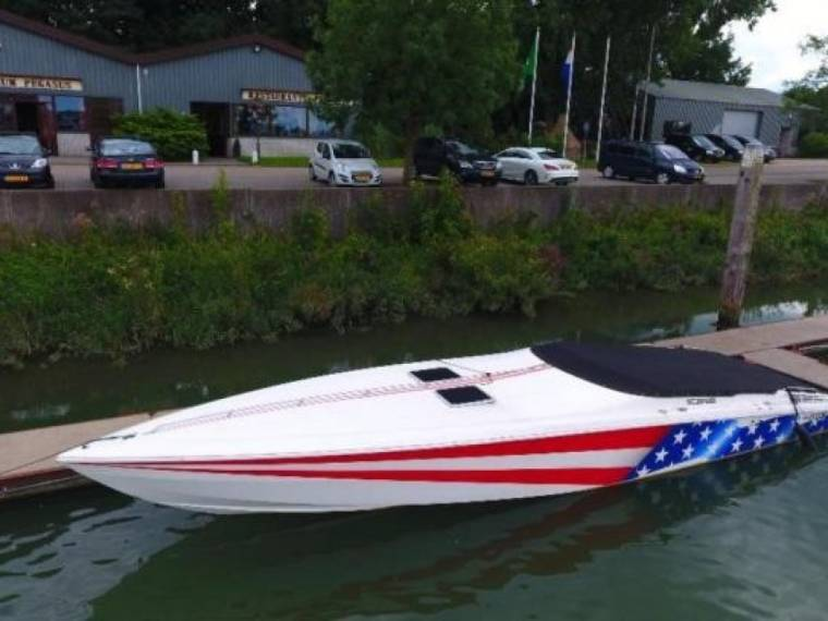 Wellcraft Wellcraft Scarab 38 Hi Performance