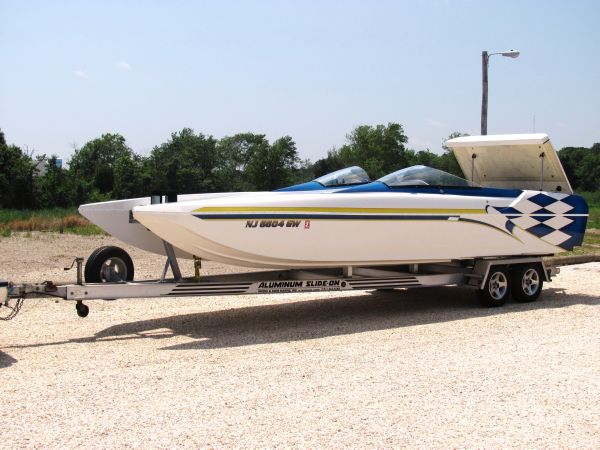 Eliminator Boats 26 Daytona Portside