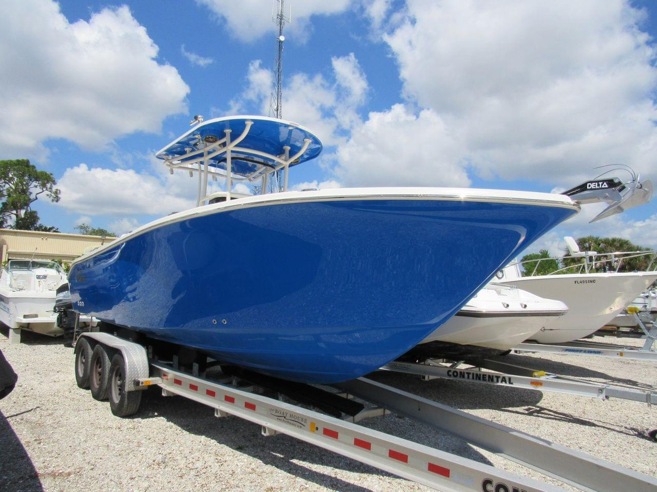 Sea Chaser 27 HFC