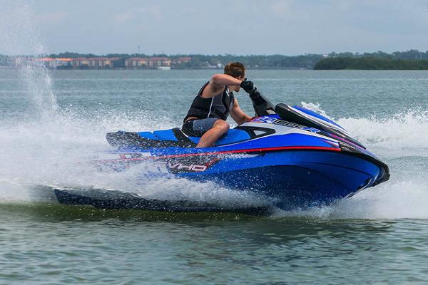 Yamaha WaveRunner GP1800R HO Manufacturer Provided Image