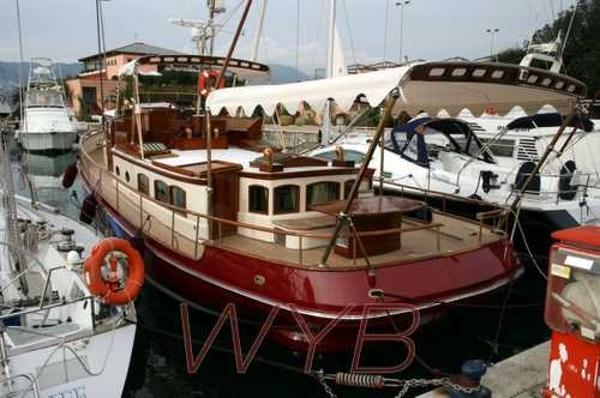Conrad Danzica Tug Trawler