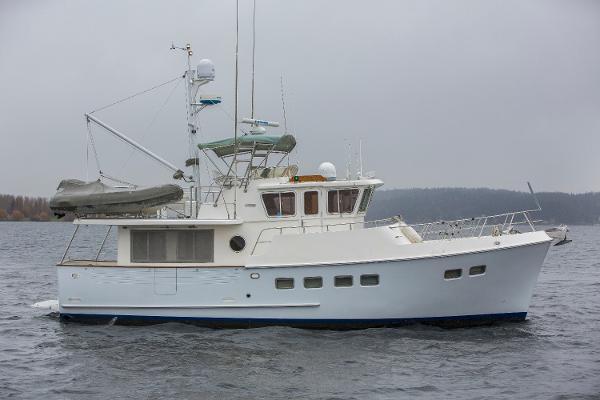 "Selene Ocean Trawler 43 Selene 43 ""Western Flyer"""