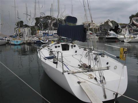 Cookson ilc 40 Cookson ilc 40 - Racing Sailing Boat