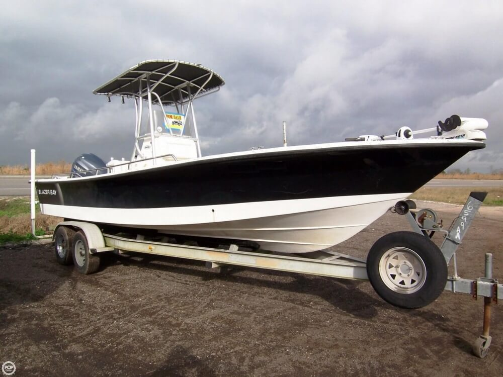 Blazer Boats 2400 Bay Boat 24 Center Console 2005 Blazer Bay 24 for sale in New Orleans, LA