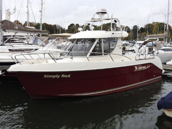 Arvor 280 AS Deluxe Arvor 280 - Simply Red