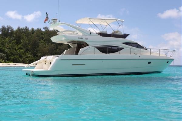 Ferretti Yachts 500 Elite