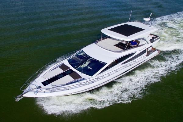 Galeon 550 Fly Manufacturer Provided Image